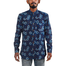 Load image into Gallery viewer, Florence  Full sleeve cotton shirt