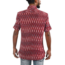 Load image into Gallery viewer, Florence Ikkat Half Sleeve Shirt