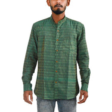Load image into Gallery viewer, Florence full sleeve ikat shirt