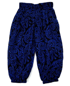 BottaBotta Aladdin Indigo Cotton Pajama For Girls
