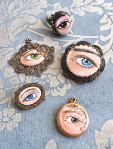 Hand-painted Jewelry