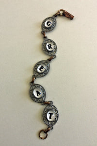 AFFIRMATION Bracelet - Words to Encourage and Inspire - Great