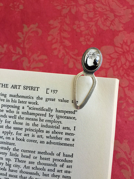 WUTHERING HEIGHTS Silhouette Bookmark