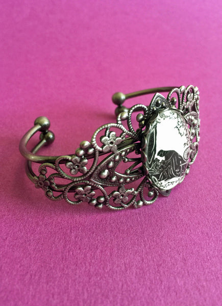 SLEEPING BEAUTY Bracelet - Silhouette Jewelry