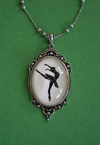 SYLVIE GUILLEM - Silhouette Necklace, Pendant on Chain