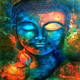 Meditating Buddha 5D Diamond Painting Kit