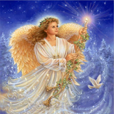 Angel 5D Diamond Painting Kit