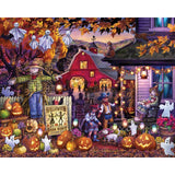 Halloween Feast 5D Diamond Painting Kit
