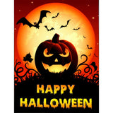 Halloween Wishes 5D Diamond Painting Kit