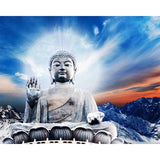 Buddha Mountain 5D Diamond Painting Kit