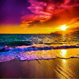 Evening Colors 5D Diamond Painting Kit