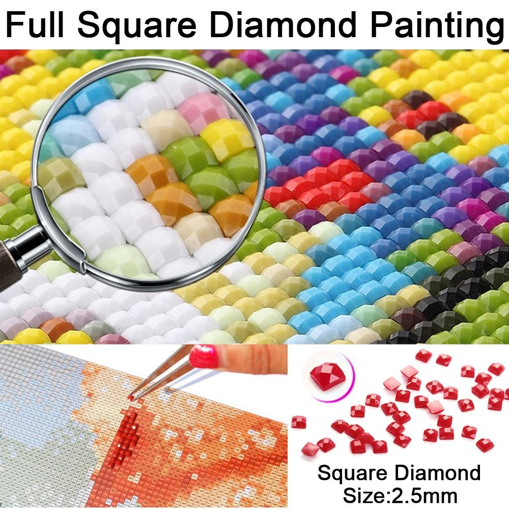 5D Diamond Painting