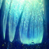 Fantasy Forest 5D Diamond Painting Kit