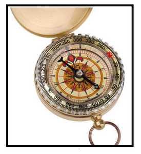 The Use of a Compass in Gardening