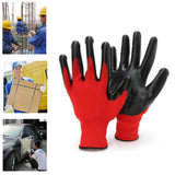 Nitrile Coated Gardening Gloves Nylon
