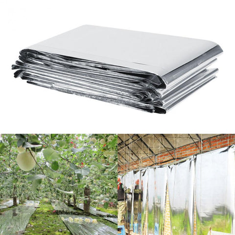 Greenhouse Silver Reflective Film