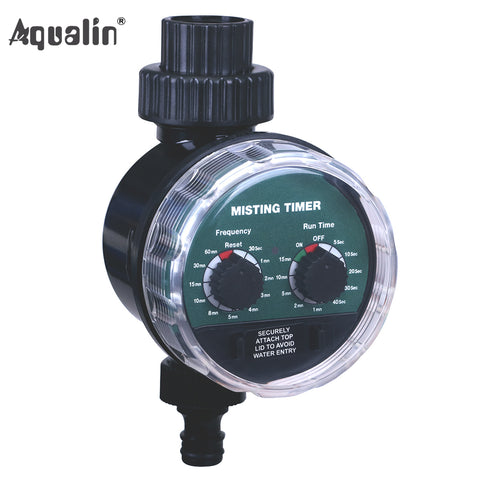 Ball Valve Watering Timer