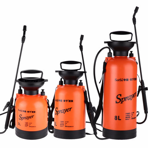 Pressure Sprayer  3 and 5 Liters