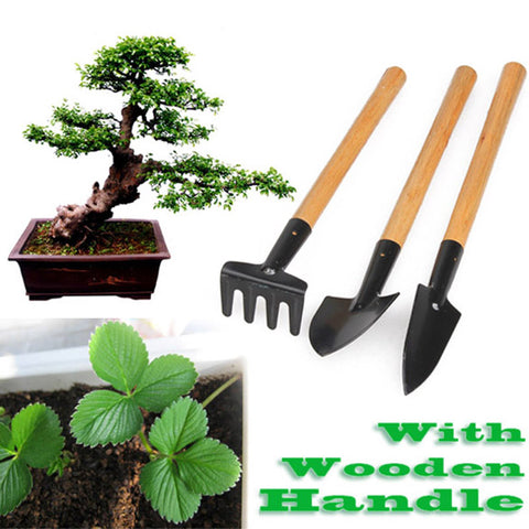Small Bonsai Tools Set
