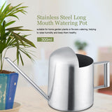 Stainless Steel Chic Watering Can