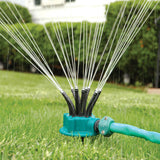 360 Degrees Multi-head Sprinkler