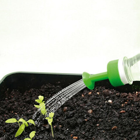 Plant Watering Attachment for Soft Drink Bottles (5 pcs)