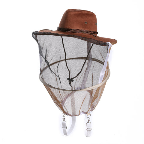 Beekeeping Hats With Protective Cap