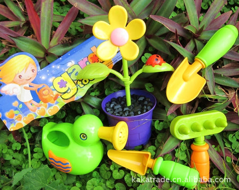 Children's Gardening Simulation Toy