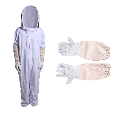 Cotton Full Body Beekeeping Clothing  XXL
