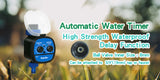 Waterproof Electronic Automatic Water Timer