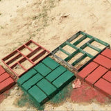 High Quality DIY Square Plastic Mold Path Maker