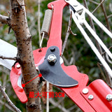 Long Tree Branch Cutter (Looper and Saw)