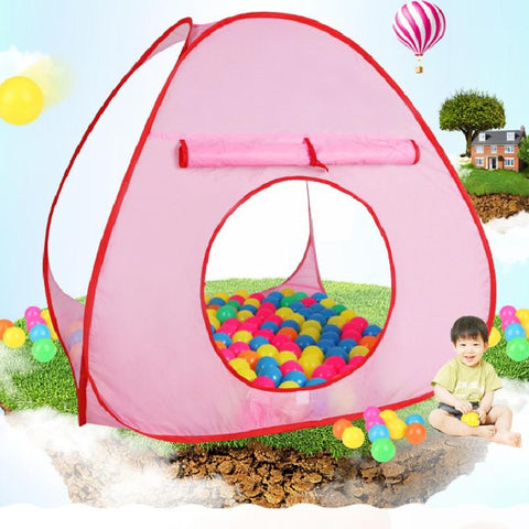 Indoor Outdoor Baby Foldable Tent