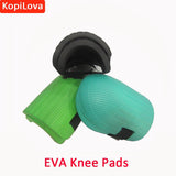 Soft EVA Foam Knee Pads Work Safety Knee Protectors for Garden (2 pair)