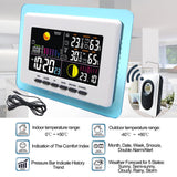 Indoor/Outdoor Wireless Radio Controlled Weather Station