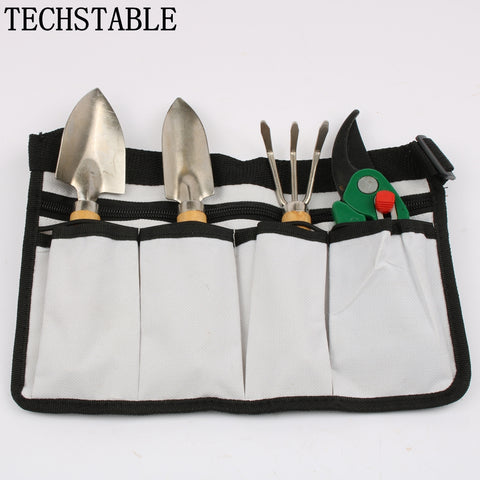 Gardening Tool Kit With Waist Bag