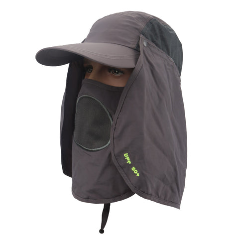 Sun Hat UV 50 With Protection Flap