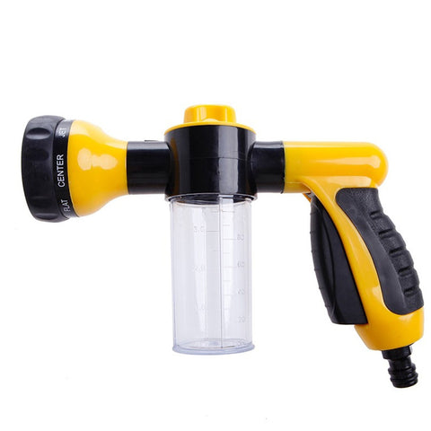 Multi-function Plastic Nozzle With  Dispenser