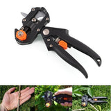 Complete Plant Grafting Tool with 3 Blades