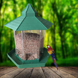 Waterproof Gazebo Wild Bird Feeder