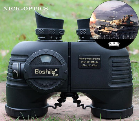 Professional Military Waterproof Binoculars (4 colors)