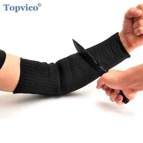 Cut Resistant Arm Wrist Gloves