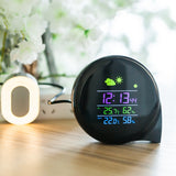 Indoor/Outdoor Wireless Weather Station Color LED