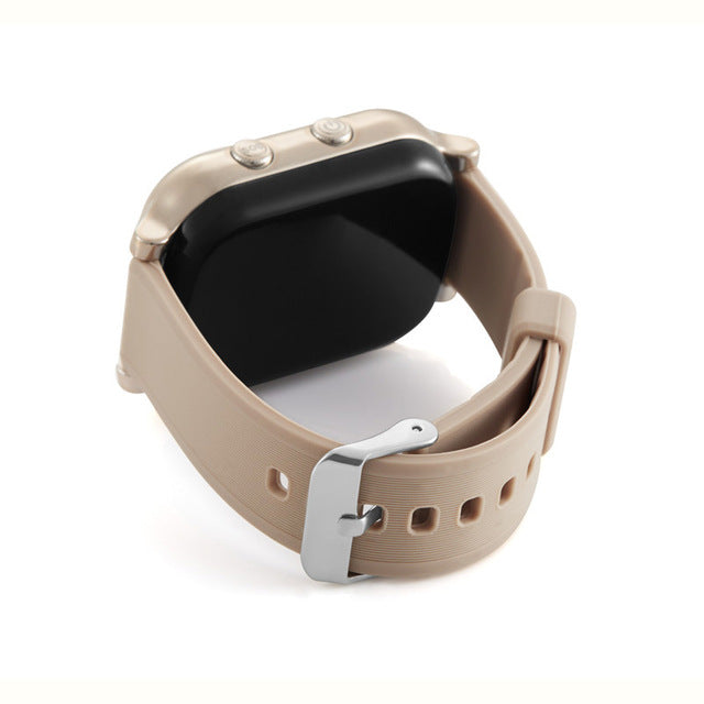 T58 Smart Watch Children watches Smartwatch with gps and with sim card in  Russian SOS GPS Tracker Phone Call For Kid Old Men