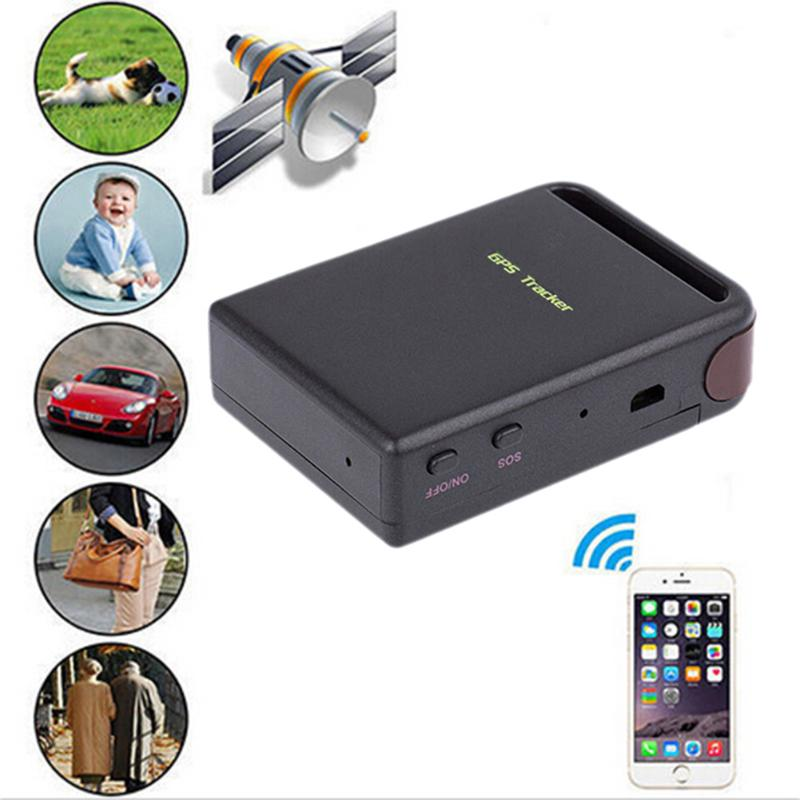 Mini Magnetic GPS Trackers Vehicle GSM GPS Tracker Real Time Tracking  Device Tracker Child Bag Wallet Key Finder GPS Locator