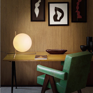 Retro Modern Brass Table Lamp - Staunton and Henry