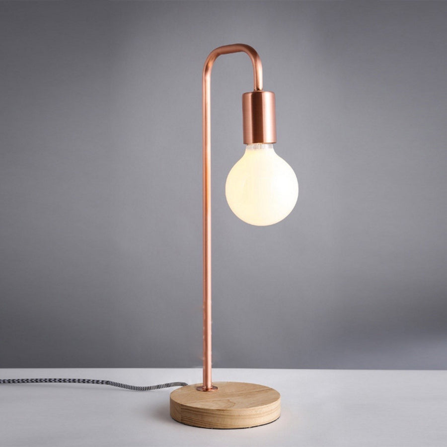 Retro Modern Table Lamp - Staunton and Henry