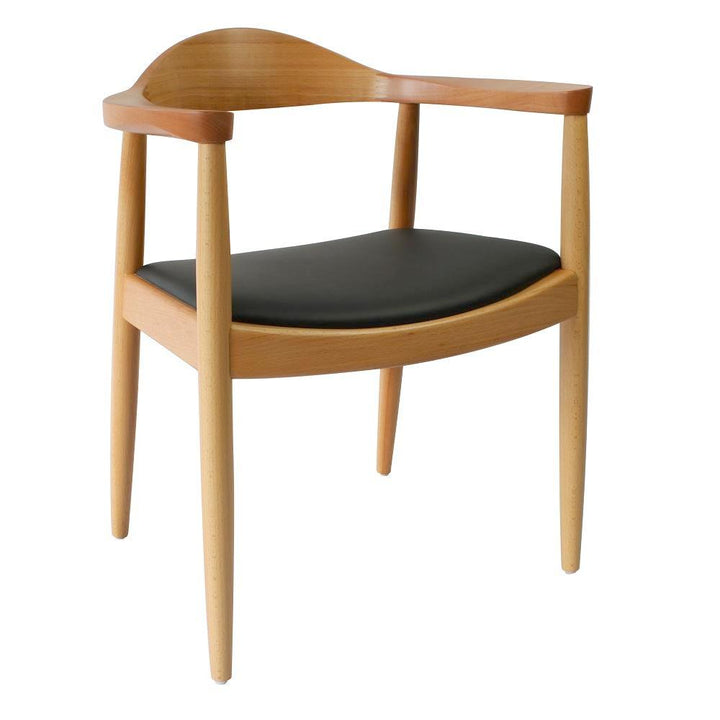 Replica Wegner Round Chair - Staunton and Henry