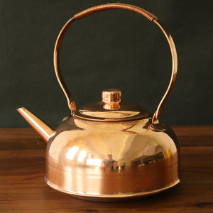 Hand Made Copper Tea Pot - Staunton and Henry