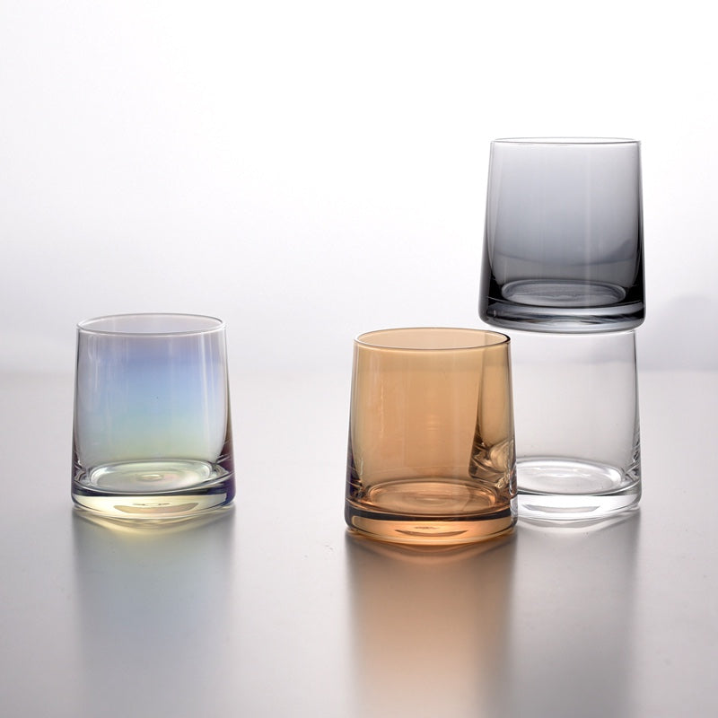 Tapered Colored Glass Tumbler - Staunton and Henry